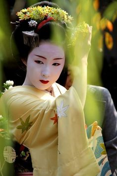 Maiko, Geiko... Most Things Geisha.                   Maiko Geisha apprentice
