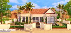 Projeto Decore com a Nat II – Casa em Oasis Spring | Nat Dream Sims