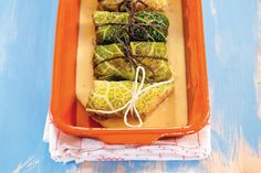 Rezept für vegane Kohlrouladen mit Quinoa-Linsen-Füllung