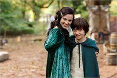 Katie & Asa - merlin-on-bbc Photo Mordred Merlin, King Arthur Merlin, Merlin Cast, Asa Butterfield Merlin, It's Over Now, Merlin Fandom, Merlin Colin Morgan, Lena Luthor, Bradley James