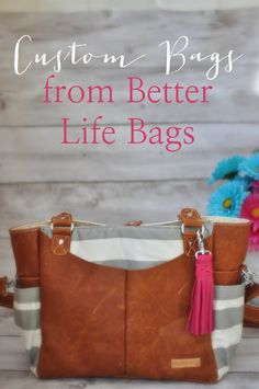 Custom Bags from Better Life Bags