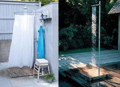 Ellenállhatatlan kerti zuhanyok