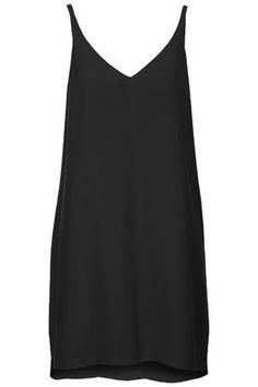 TALL V Plunge Slip Dress