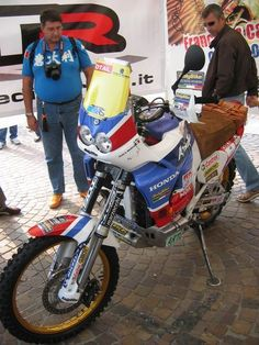 Africa Twin Caf Ef Bf Bd Racer