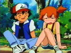 My Pokemon otp Pokemon Memes, My Pokemon, Pikachu, Pokemon Ships, Misty Costume, Ash Und Misty, Pokemon Ash And Misty, Misty Dawn, Misty Eyes