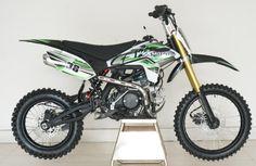 "XMoto 125cc Dirt/Pit Bike Premium Series - 17"" Front Wheel"