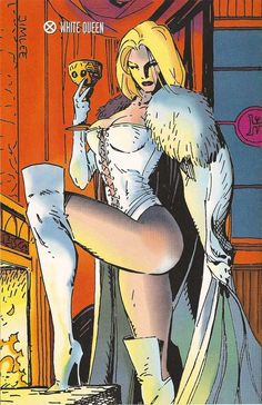 The White Queen by Jim Lee