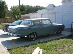 rambler car | Home >> Miscelaneous >> Rambler Classic >>Sea green 1962 Rambler ...