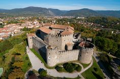 Gorizia, castle