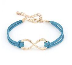 The Paige Infinity Bracelet