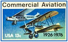 Pack of 25 Unused Commercial Aviation Stamps - - 1976 - Unused Vintage Postage - Quantity of 25 Commemorative Stamps, Stamp Printing, Vintage Stamps, Custom Stamps, Sale Poster, Stamp Collecting, Fine Art America, Aviation, Commercial