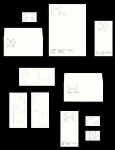 Manuel Raeder – Dynamic identity for Mendes Wood DM, gallery in São Paulo