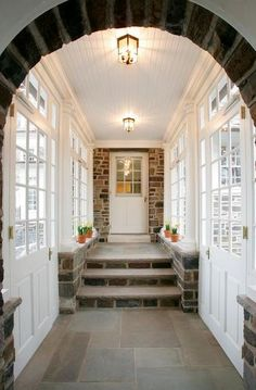 Lantern Top Addition. Breezeway. 5' wide and 16' long.Lasley Brahaney Architecture + Construction