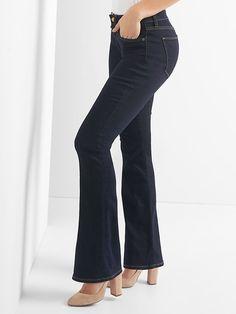 9f4595fb71f Lauren Ralph Lauren Ultimate Slimming Premier Curvy Straight Jeans - Harbor  0
