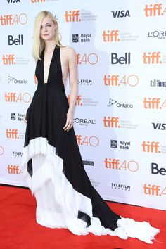 Elle Fanning – 'About Ray' Premiere at 2015 TIFF in Toronto