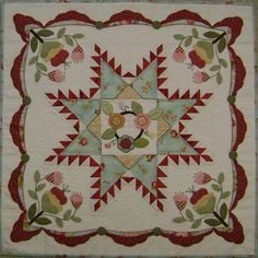 Northern Deb Quilts: January 2012