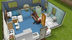 My sim sitting back on your awesome couch,  #Cass    Nice level 15,  and 9 Sims. Great work.