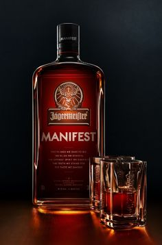 Mast-Jägermeister has announced the launch of Manifest, its first super-premium line-extension.  The herbal liqueur, priced at €29.99, will be available...