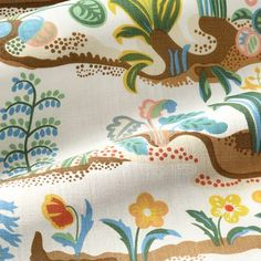 Svenskt Tenn Textil Primavera