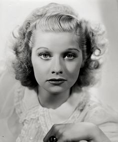 Wow how beautiful Lucille Ball (1911-1989)