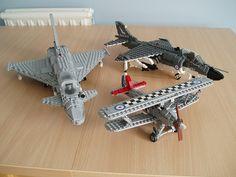 British Aircraft #flickr #LEGO #plane