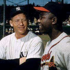 Mickey and Hank.