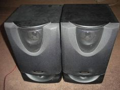 Philips Speaker System FB332/352, AM Aerial & Remote Control for Philips FW 352C