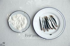 Fried #Anchovies. Photo by @Danya Weiner & Foodstyling by @Deanna Linder for #sisterMAG N°5