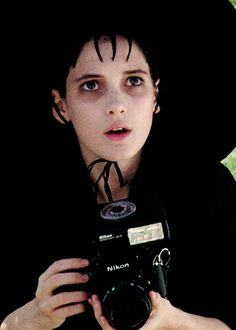 Wiona Ryder - Beetlejuice always my favorite part of the movie
