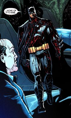 Batman & Alfred : The Dark Knight by Ethan Van Sciver