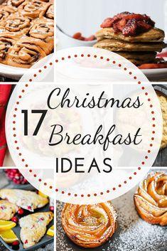 17 Christmas Breakfa