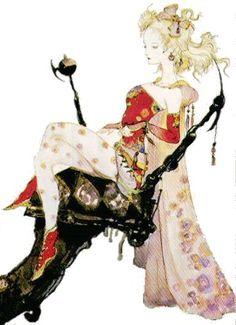 Top Ten Prettiest Final Fantasy Costumes