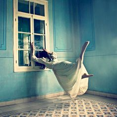 Window Absorbed - Lara Zankoul