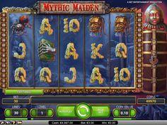 Spielen kostenlos Automat Mythic Maiden - http://freeslots77.com/de/mythic-maiden/