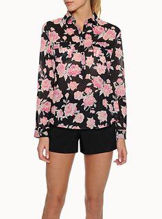 Simons Long Sleeve, Sleeves, Cotton, Shirts, Women, Fashion, Bare Shoulder Tops, Moda, Women's