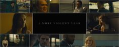 [Last Film I Watch] A Most Violent Year (2014) [7/10]