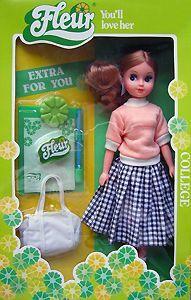 Fleur ipv Barbie, bij mij meer favoriet