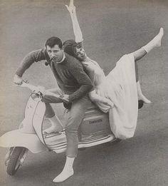 1964 Innocenti Lambretta scooter
