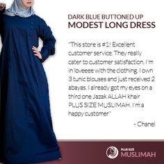 #customersatisfaction #modestclothes