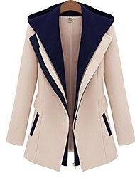 Women's Slim Tweed Coat(More Colors) Save up to 80% Off at Light in the Box using coupon and Promo Codes.