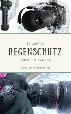 7 Tipps, wie du dein Foto-Equipment sicher vor Regen schützt