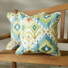 Found it at Wayfair - Oxford Indoor/Outdoor Throw Pillow