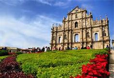 Macau - St. Paul Ruins