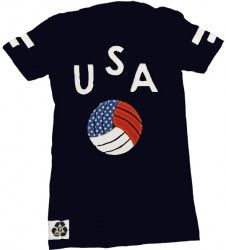 Support your team with a USA volleyball fashion shirt! Usa Volleyball, Proper Nouns, Kylie, Shirt Style, Coaching, My Style, Sports, Mens Tops, T Shirt
