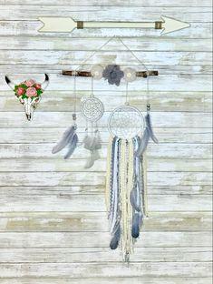 Tribal Nursery, Boho Nursery, Nursery Wall Decor, Woodland Nursery, Baby Decor, Themed Nursery, Dream Catcher Nursery, Dream Catcher Boho, Yarn Wall Hanging