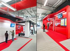 Comcast Innovation Center by Design Blitz, Sunnyvale   California office 2