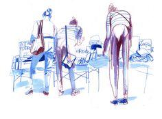 Фотоотчет с интенсива по детской книжной иллюстрации в Болонье - Дневник человека, который рисует каракули