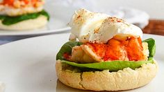 Lobster Benedict recipe found on steakbytes.com