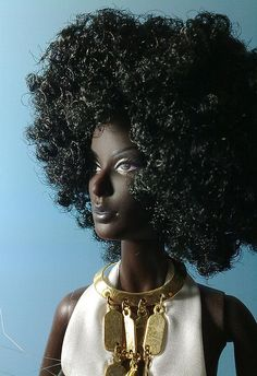 Barbie Model of the Moment Nichelle Urban Hipster by kostis1667, via Flickr