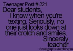 Teenager Post: talking on the phone and notice that your not talking at all just texting Teenager Post Teenager Posts Parents, Teenager Post Tumblr, Teenager Posts Crushes, Teenager Quotes, Teen Posts, Teen Quotes, Funny Quotes For Teens, Funny Quotes About Life, Jokes For Teenagers